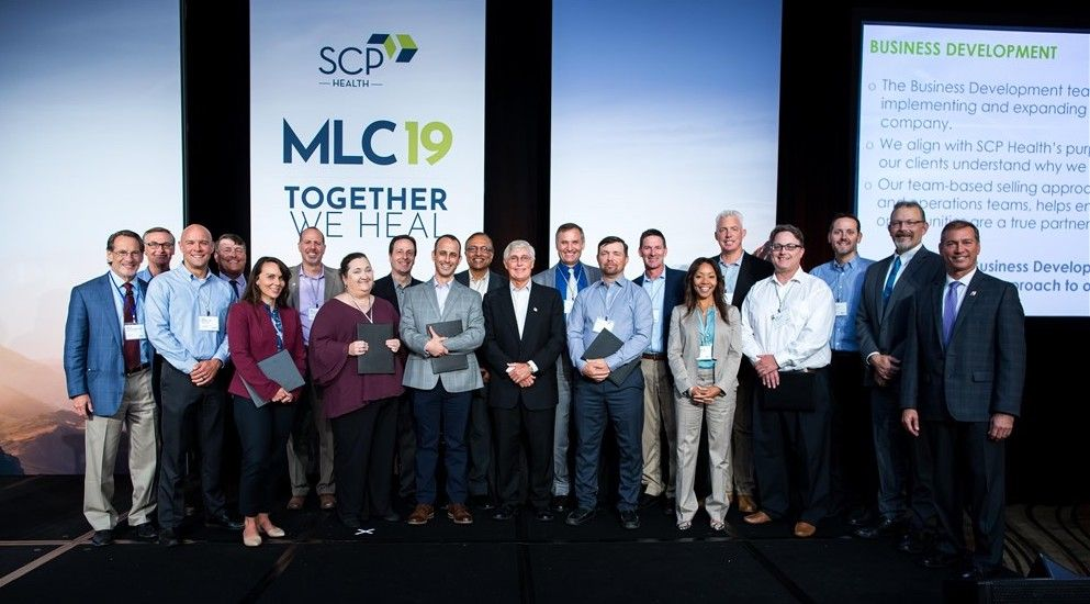 Excellence in Leadership MLC Award Winners 2019