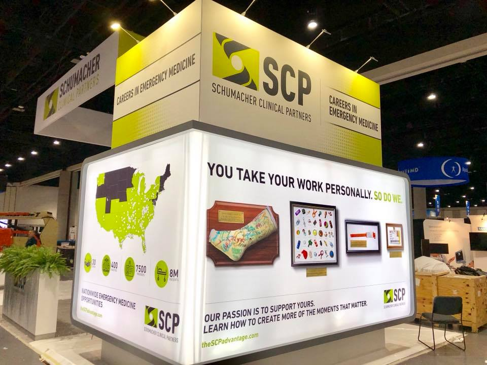 SCP Booth 923