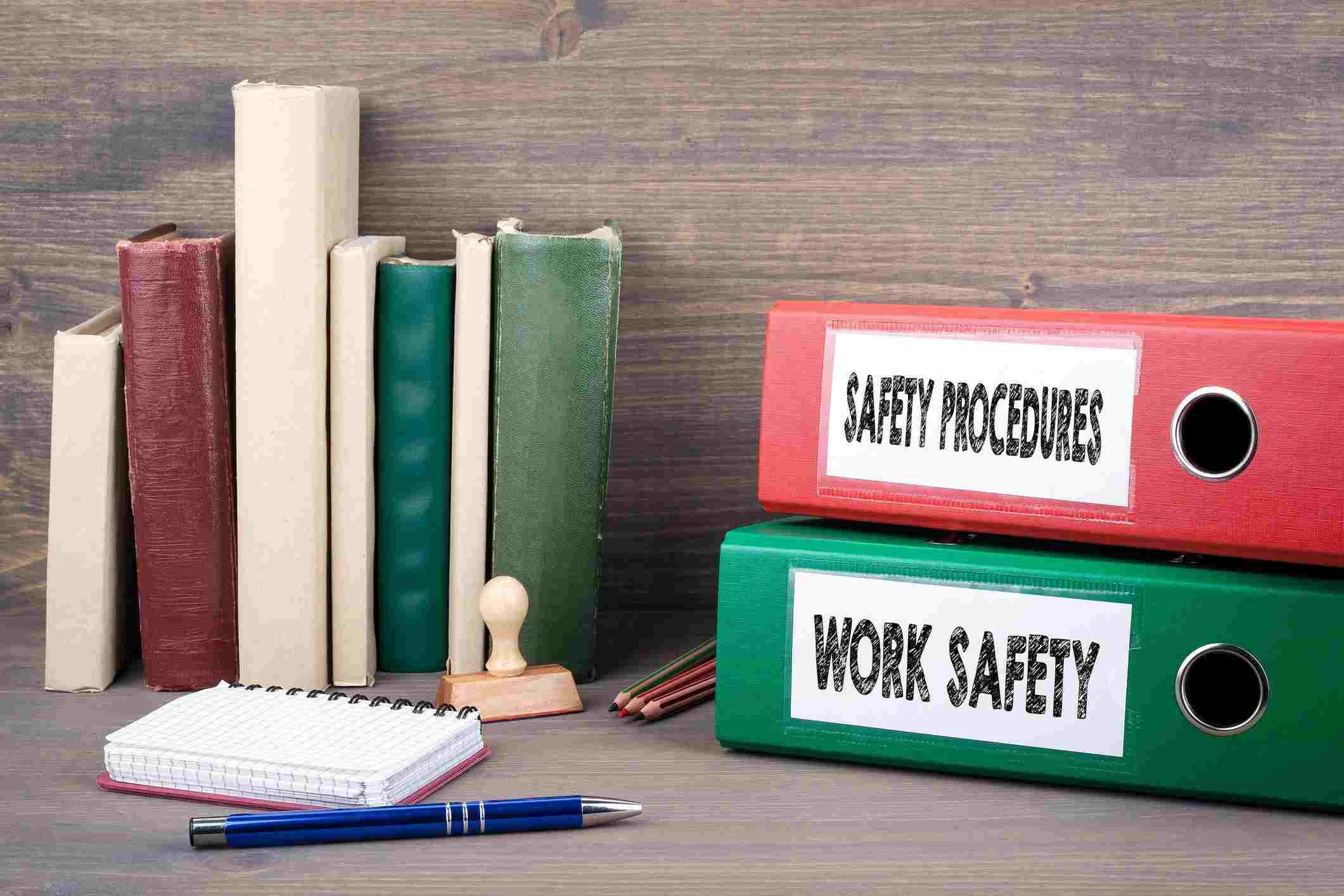 Workplace Safety and Safety Procedures